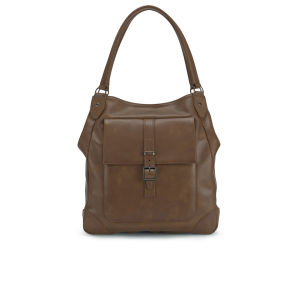 Knutsford Women's Soft Leather Shoulder Bag - Tan