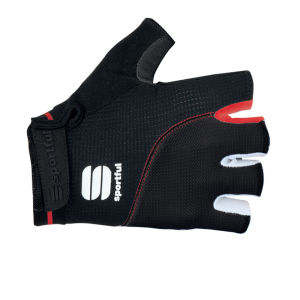 Sportful Giro Gloves - Black/Red