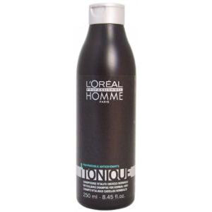 L'Oreal Professionnel Homme Tonique - Revitalising Shampoo For Normal Hair (250ml)