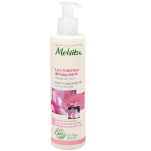 Melvita Rose Nectar Cleansing Milk (200ml)