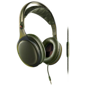 Philips SHO9567GN/10 O'Neill The Stretch Headphones - Green