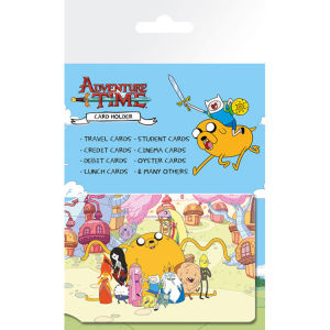 Adventure Time Group - Card Holder