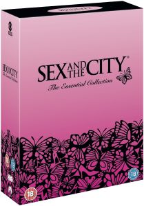 Sex And The City - Complete Seasons 1-6 Box Set