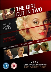 Girl Cut In Two
