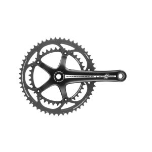 Campagnolo Athena Compact Alloy Bicycle Chainset - 11 Speed