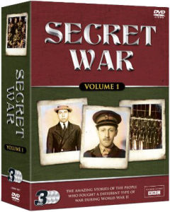 Secret War - Volume 1