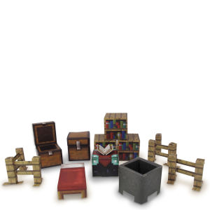 Papercraft - Utility Pack