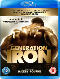 Generation Iron – Myprotein Exclusive - Blu-Ray