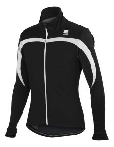 Sportful Performance Men's WS Ascent Jacket - Black/White