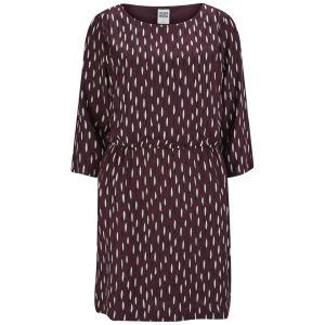 Vero Moda Women's Burina Tally Dress - Winetasting