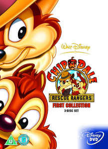Chip N Dale: Rescue Rangers - Series 1
