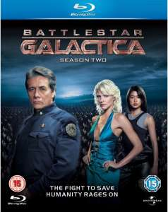 Battlestar Galactica Series 2