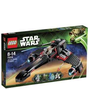 LEGO Star Wars: Jek-14s [TM] Stealth Starfighter (75018)