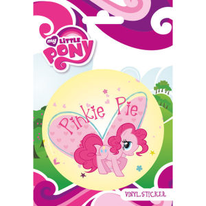 My Little Pony Pinkie Pie - Vinyl Sticker - 10 x 15cm