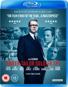 Tinker Tailor Soldier Spy (Single Disc)