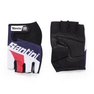 Santini Dragon Gloves - Red
