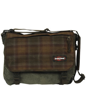 Eastpak Delegate Flapover Bag - Timber Green