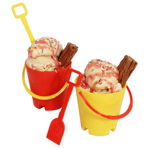 Ice Cream Bucket and Spade