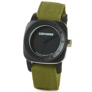 Converse Unisex Watch 1908 Collection – Olive (Large Face)