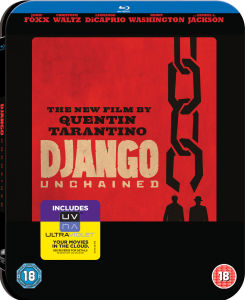 Django Unchained - Limited Edition Steelbook (Includes UltraViolet Copy)