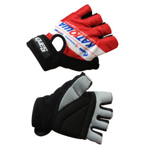 Katusha Team Race Mitts - 2013