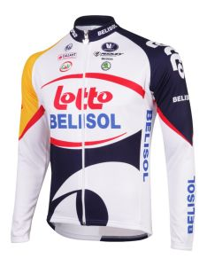 Lotto Belisol Team LS Jersey - 2013