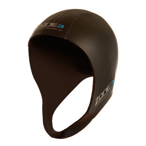 Zone3 Unisex Swim Cap - Black