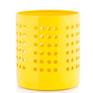 Cook In Colour Utensil Jar - Yellow