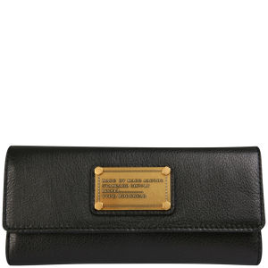 Marc by Marc Jacobs Classic Continental Purse - Black - One Size