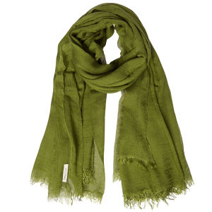 American Vintage Women's Bloomington Scarf - Military
