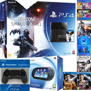 PS4 Ultimate Bundle