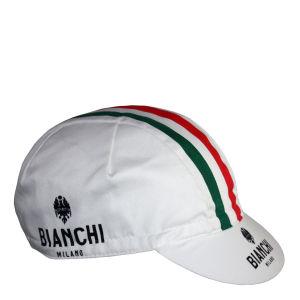 Bianchi Neon Cotton Cap - White