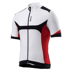 Santini Heat Sink System Short Sleeve Jersey - White