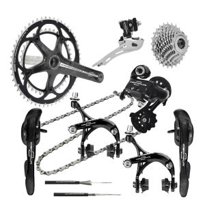 Campagnolo Centaur 2x10 Compact Groupset - 50/34