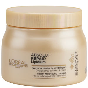 Mascarilla L'Oréal Professionnel Absolut Repair Lipidium 500ml