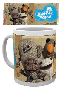 Little Big Planet Characters - Taza