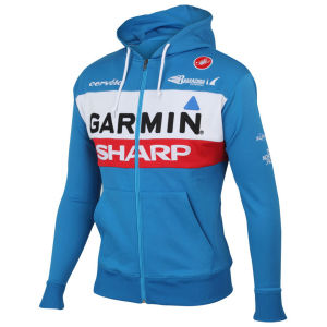 Garmin Sharp Team Hoody - 2013