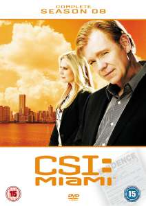 CSI: Miami - Complete Season 8
