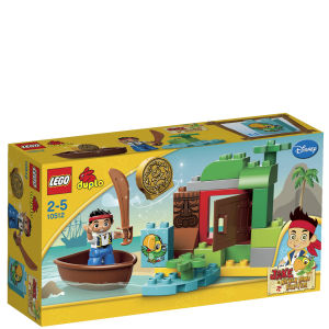 LEGO DUPLO: Jake and the Never Land Pirates: Jakes Treasure Hunt (10512)