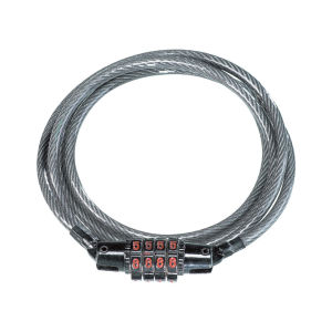 Kryptonite CC4 Combination Cable Lock