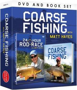 Matt Hayes Coarse Fishing (Includes Book)