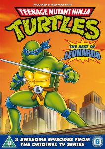 Teenage Mutant Ninja Turtles: Best of Leonardo