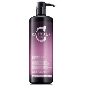 TIGI Catwalk Headshot Shampoo (750ml)
