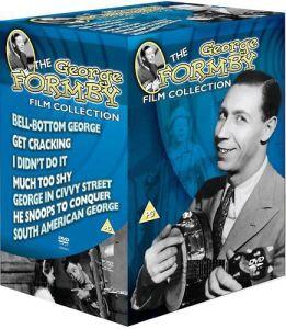 De George Formby Film Verzameling