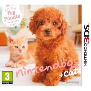 Nintendogs and Cats (Toy Poodle and New Friends) (3DS)