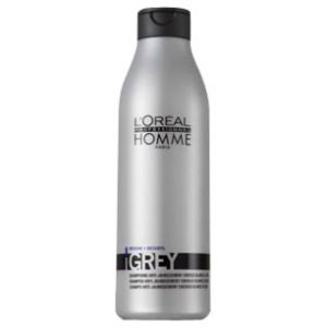 L'Oréal Professionnel Homme Grey – Anti Yellowing Shampoo (250 ml)
