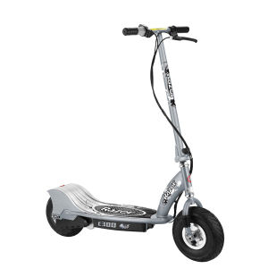 Razor E300 Electric Scooter - Silver
