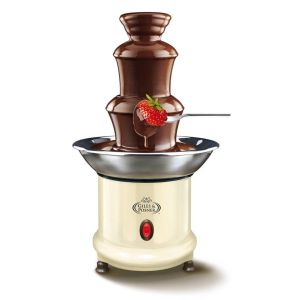 Giles & Posner Mini Chocolate Fountain - Cream