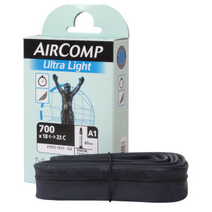 Michelin A1 Aircomp Ultralight Road Inner Tube - 5 Pack - 700 x 18-23mm