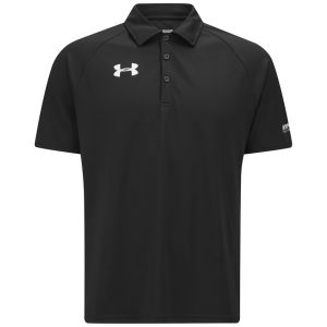 Polo Under Armour® Para Hombre - Negro